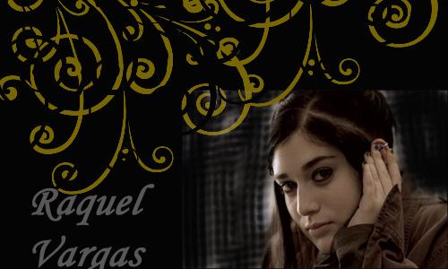 Pedir personaje Raquel11
