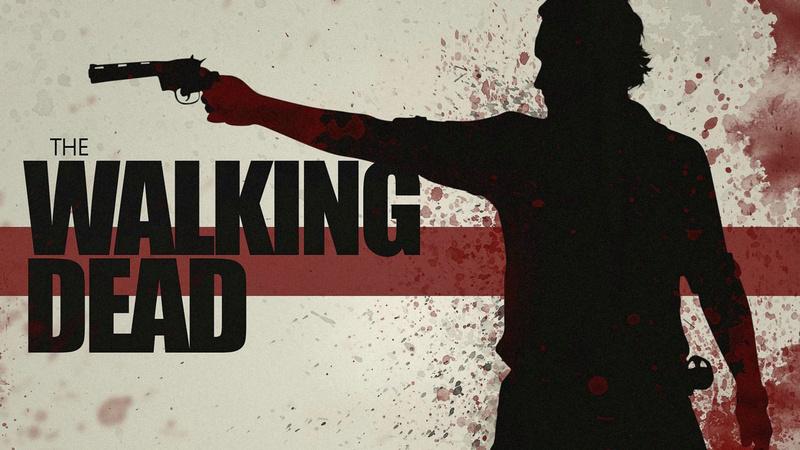 The Walking Dead 8710