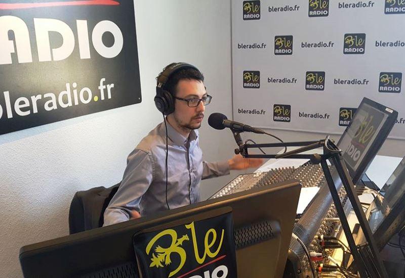 Lancement de BLE Radio, la radio du Groupe BLE Lorraine ! Jonath10