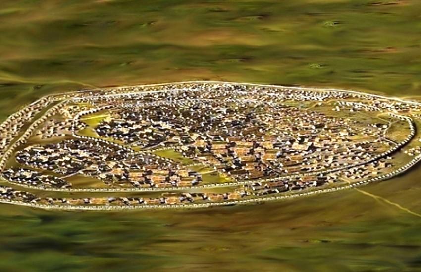 Découverte d'un site archéologique exceptionnel à Bure Recons10