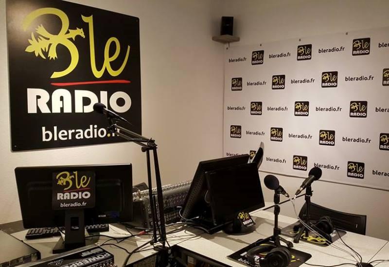 BLE Radio ouvre son studio pour les journées du patrimoine Studio10