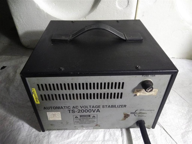 (not available) Teletron 2000VA Auto AC Voltage  Stabilizer Img_2077