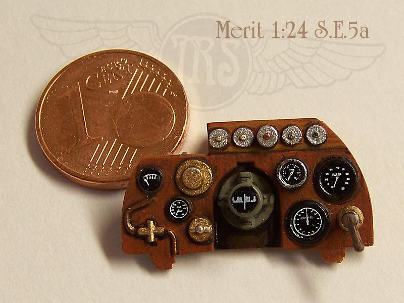 RAF S.E.5a / Merit, 1:24 Merit_11