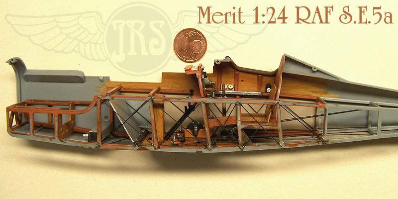 RAF S.E.5a / Merit, 1:24 Merit_17