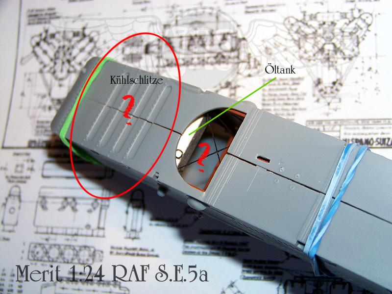RAF S.E.5a / Merit, 1:24 Merit_19
