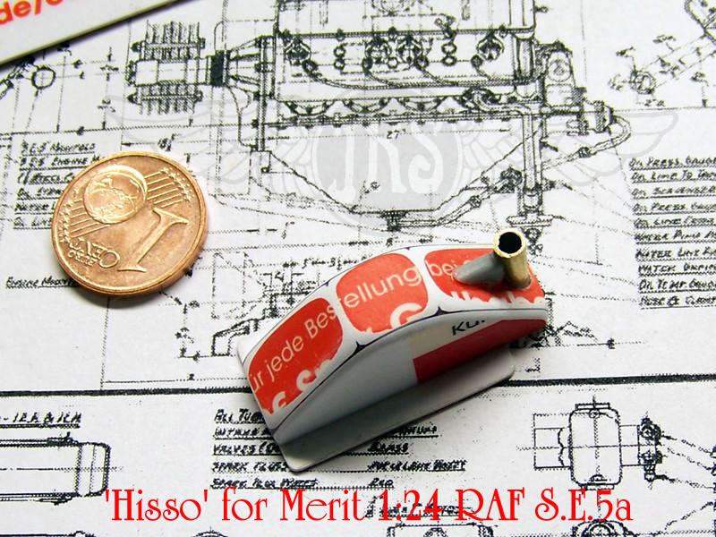 RAF S.E.5a / Merit, 1:24 Merit_21
