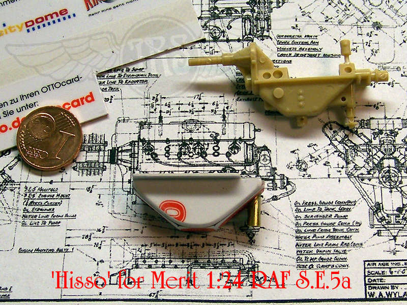 RAF S.E.5a / Merit, 1:24 Merit_22