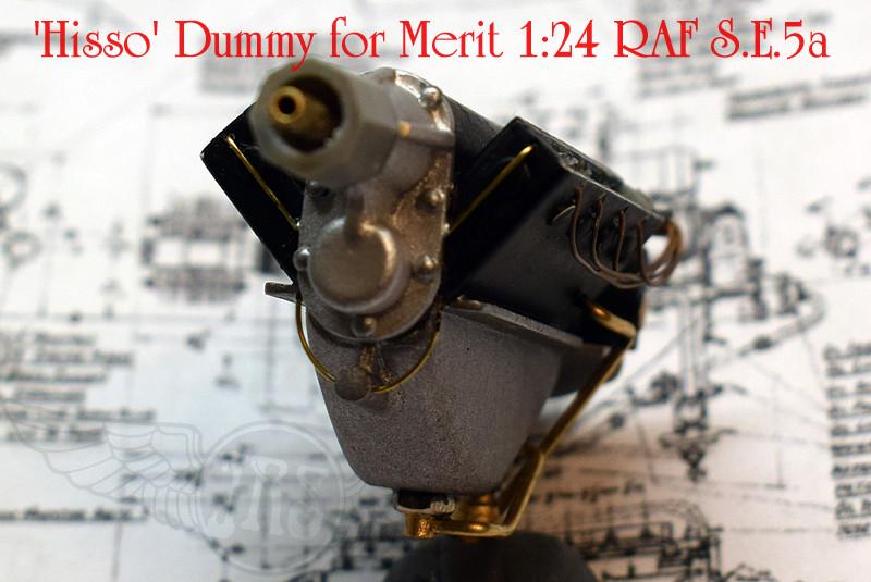 RAF S.E.5a / Merit, 1:24 Merit_28