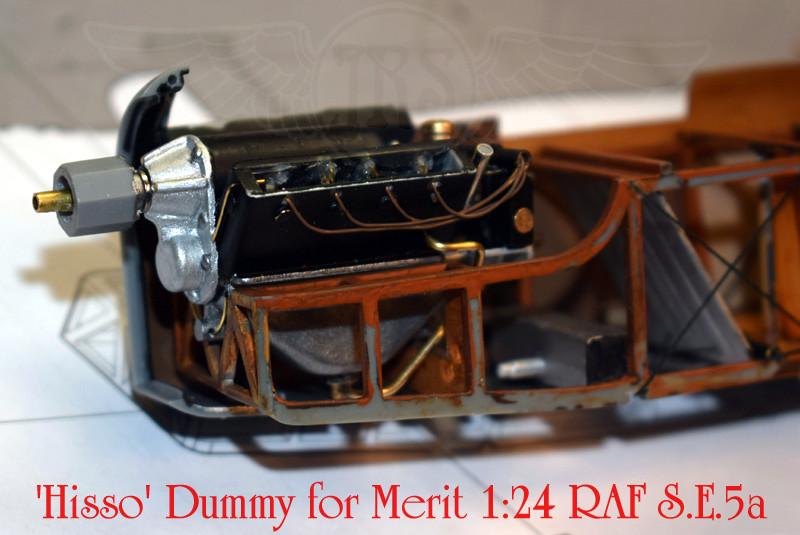 RAF S.E.5a / Merit, 1:24 Merit_29