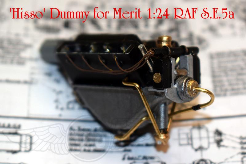 RAF S.E.5a / Merit, 1:24 Merit_30
