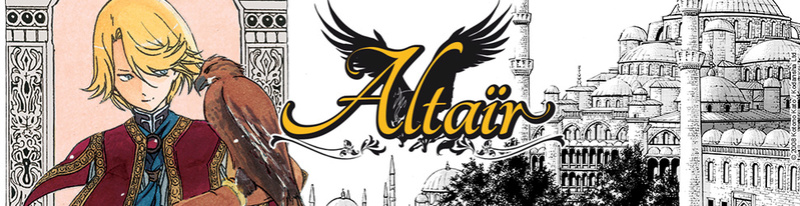 [MANGA/ANIME] Shoukoku no AltaÏr Altair10