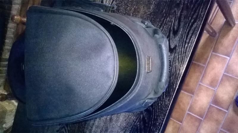 Sacoche Bagster XSR100 BOLTT  Wp_20111