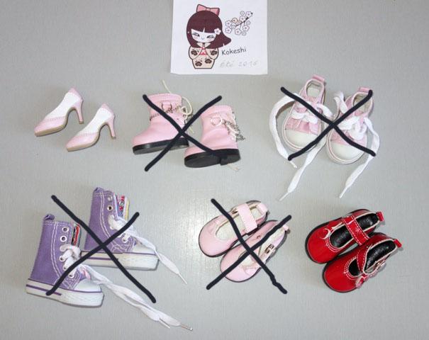 V/E vêtements Bjd divers taille (Msd - Yo-sd...) Shoes_10