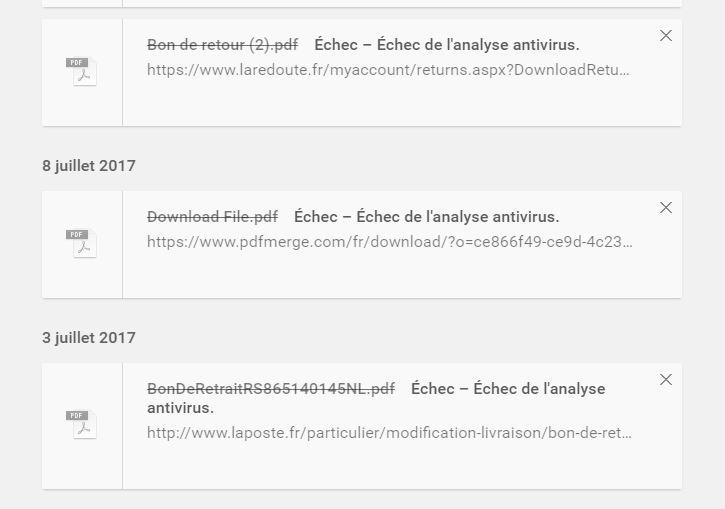 SOS : impossible de télécharger sous Chrome Tylych10