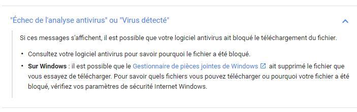 SOS : impossible de télécharger sous Chrome Tylych11
