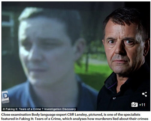 The body language of a killer: How Soham murderer Ian Huntley gave away SEVEN signs of deception during a police interview 15 years ago - all while saying just three words  Cl10