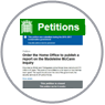 Petitions calling for full Public and Judicial Enquiries