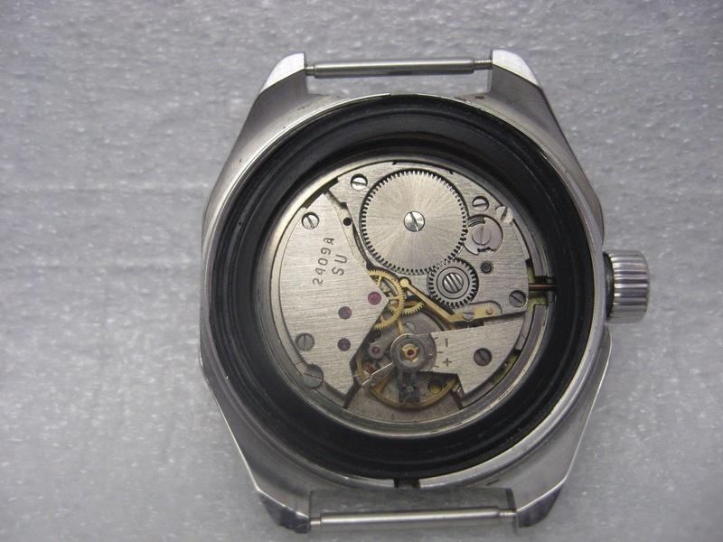 Date de fabrication Vostok13