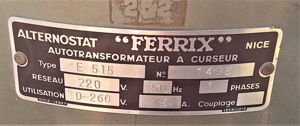 Alternostat FERRIX 20190759