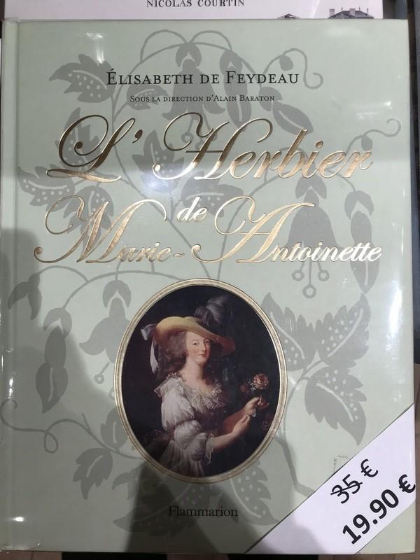 Herbier de Marie Antoinette Feydea10
