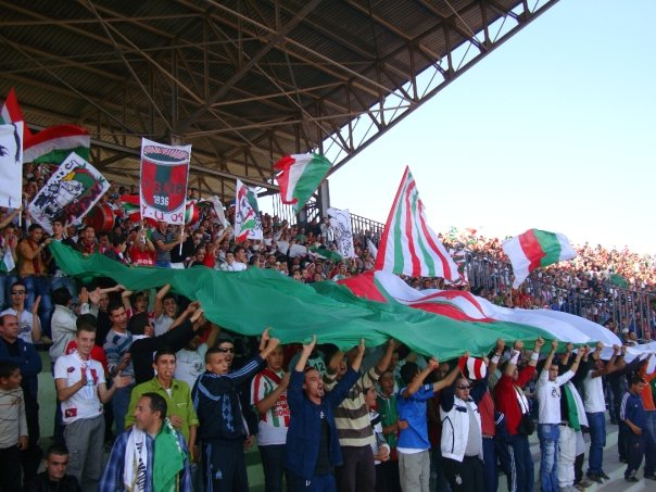 JOKERS ULTRAS, groupe de supporters Ultras de la JSMB 16643_11