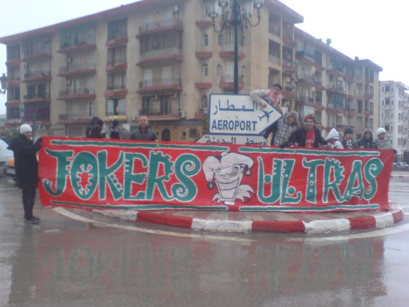 JOKERS ULTRAS, groupe de supporters Ultras de la JSMB - Page 2 Dsc02710