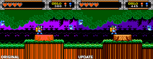 Wonderboy in Monster World - sram save hack  Wb4_ha16