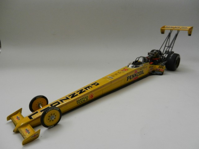 Pennzoil Top Fuel Dragster 00112