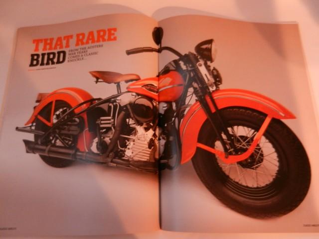 Moto Harley-Davidson WLA45 00116