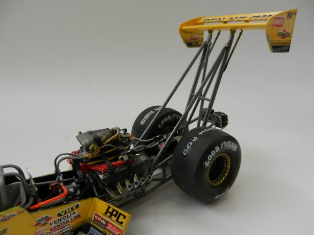 Pennzoil Top Fuel Dragster 00213