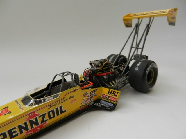 Pennzoil Top Fuel Dragster 00312