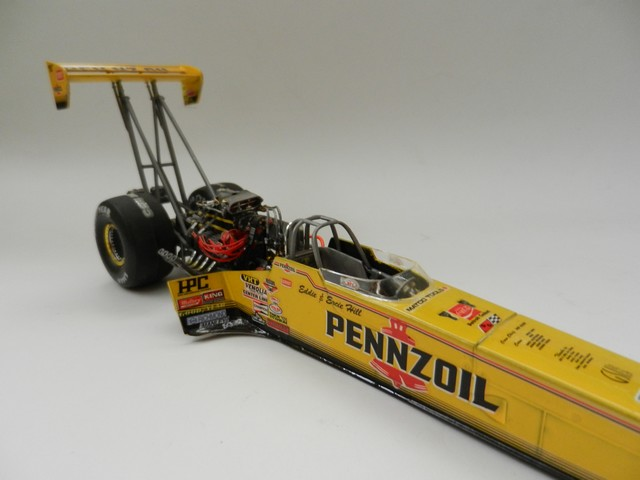Pennzoil Top Fuel Dragster 00513