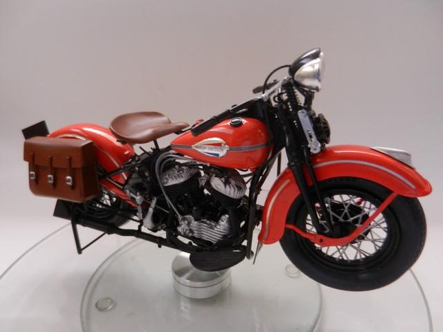 Moto Harley-Davidson WLA45 02213
