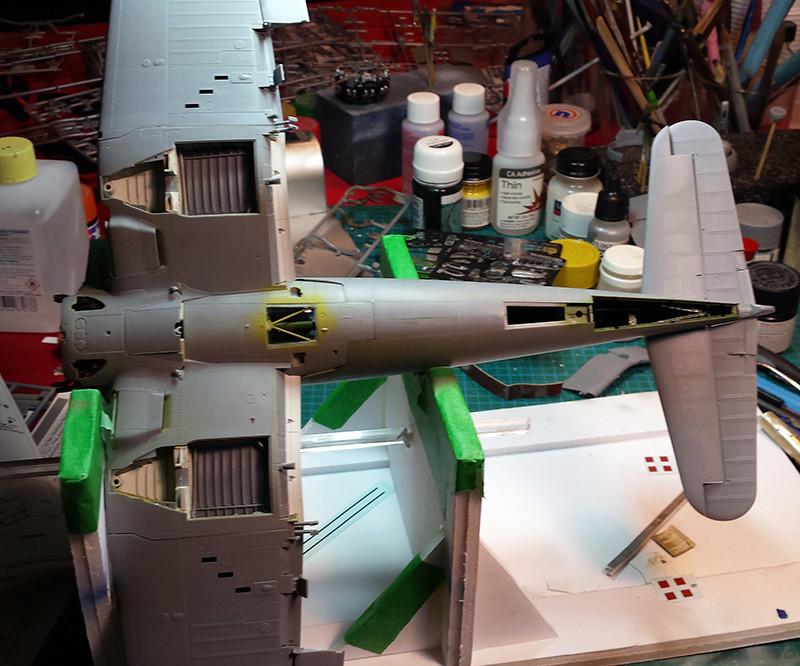 "Tamiya 1/32 F4U-1A: Lt P. Whiting ""Luscious Lil-Nan 1311"
