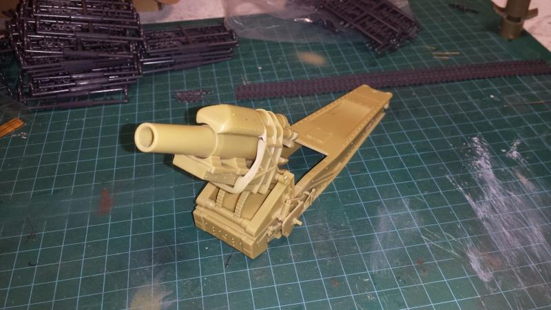 Mortier, 21 cm (Verlinden, 1/35): Début de mon nouveau projet!!! - Page 2 20160711