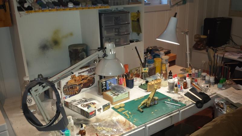 Mortier, 21 cm (Verlinden, 1/35): Début de mon nouveau projet!!! - Page 2 20160712