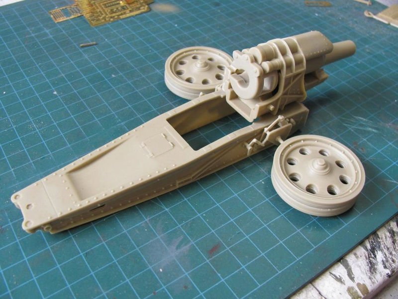 Mortier, 21 cm (Verlinden, 1/35): Début de mon nouveau projet!!! - Page 2 Img_0315