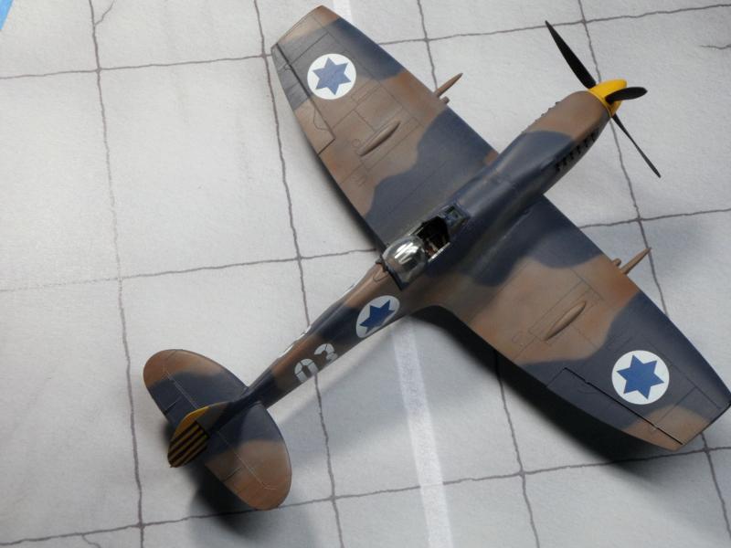 Eduard 1/48 Spitfire LF.IXe israélien Sam_0010