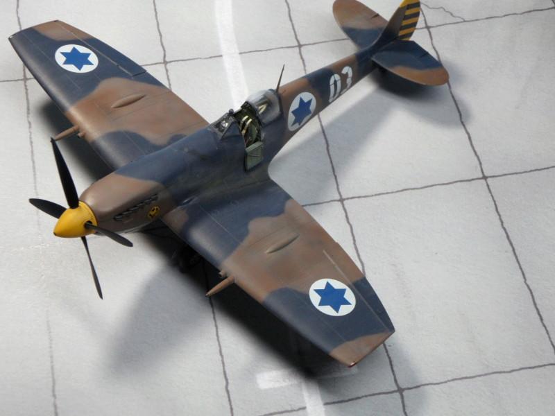 Eduard 1/48 Spitfire LF.IXe israélien Sam_0012