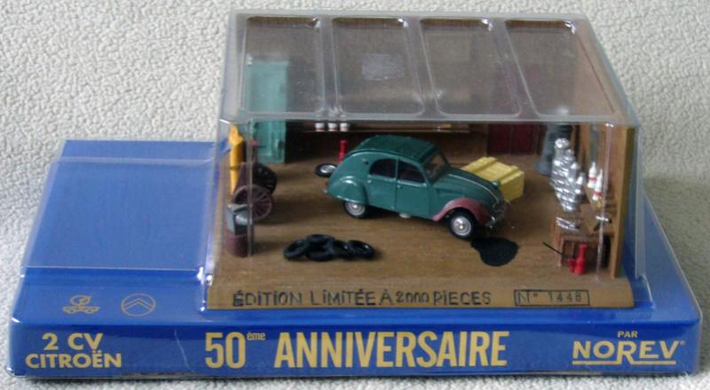recensement coffret Norev-Auchan 1998 Garage10