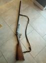 un vieux fusil de chasse acier lebel P7090811