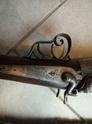 un vieux fusil de chasse acier lebel P7090814
