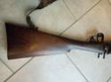 un vieux fusil de chasse acier lebel P7090817
