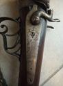 un vieux fusil de chasse acier lebel P7090819