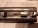 un vieux fusil de chasse acier lebel P7090822