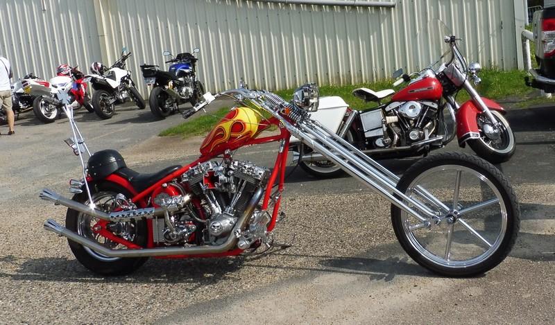 Moto Légende Bobber10