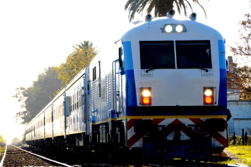 Junín-Retiro tendría frecuencias de tren de ida y vuelta en el día. 00138