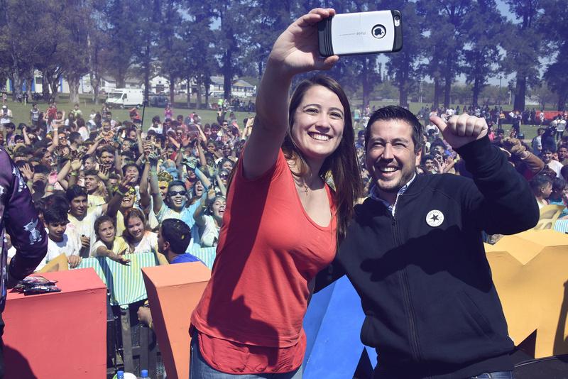 carrera - Malvinas Argentinas: Carrera de los Colores fue una fiesta. _dsc0811
