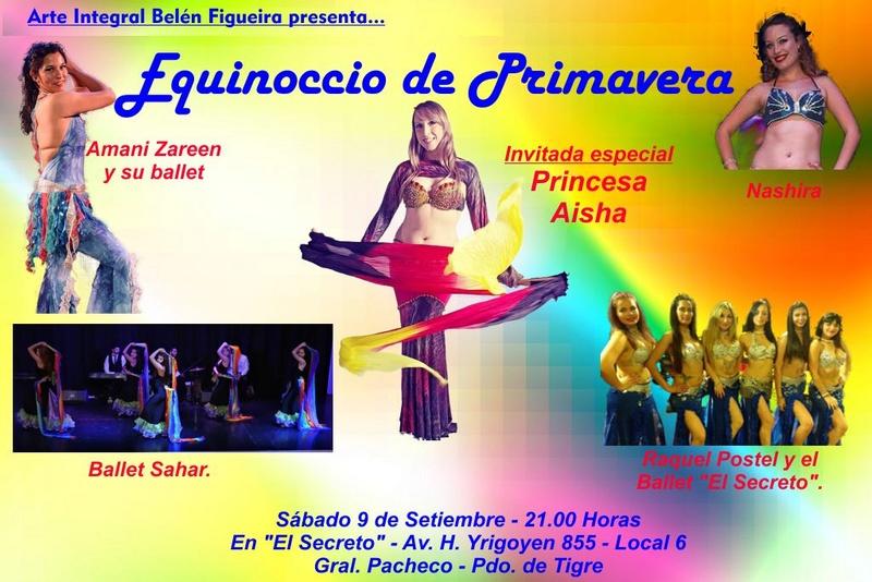 El sábado, gran show en Gral. Pacheco. Flyer_10