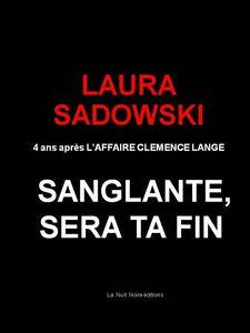 [Sadowski, Laura] Sanglante sera ta fin 81594410